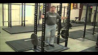 The Rack Pull with Mark Rippetoe