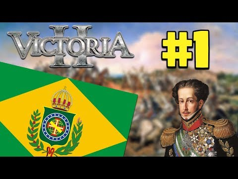 VICTORIA II   BRAZIL #1   AMBITIONS