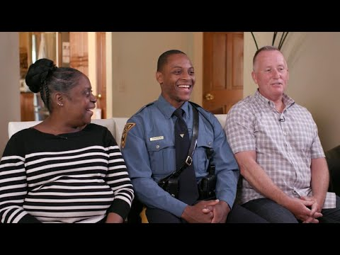 N.J. state trooper stops retired cop who delivered him as a baby