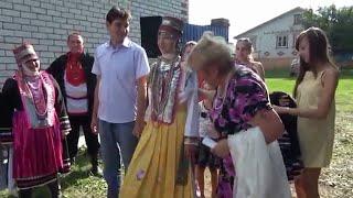 Свадьба верховых чувашей (Вирьял)