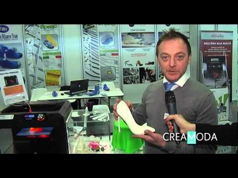 A Crea Moda Expo la stampa 3D per il fashion