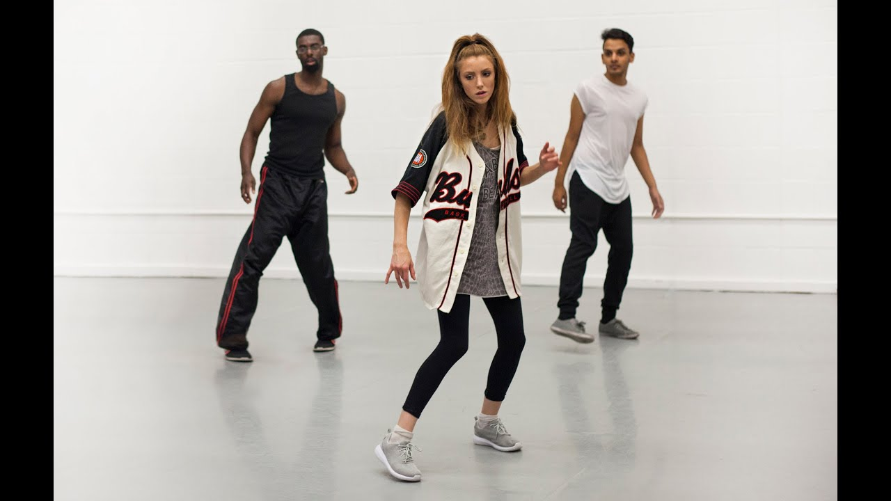 street dance styles improvers
