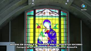 Novena em honra à Nossa Senhora, Mãe do Perpétuo Socorro - 07/07/2020