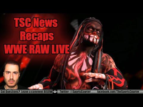 WWE RAW 7/25/16 Recap: Finn Balor Debuts!