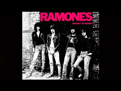 RAMONES - Teenage Lobotomy