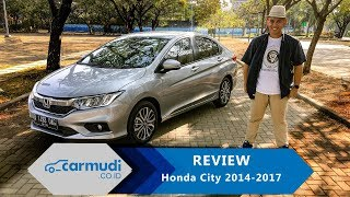 REVIEW Honda City 2014-2017 Indonesia: Mengapa Pilih Ini Dibanding Jazz?