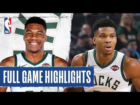 CAVALIERS at BUCKS | FULL GAME HIGHLIGHTS | December 14, 2019
