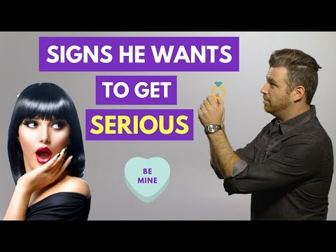 3 Signs He Wants a Serious Relationship With You | Adam LoDolce
