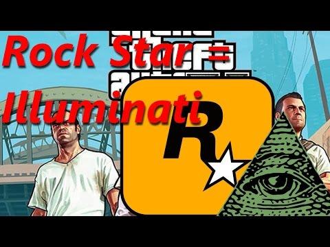 Rockstar = ILLUMINATI