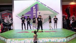 Popping Team   Funky Town Dance Center