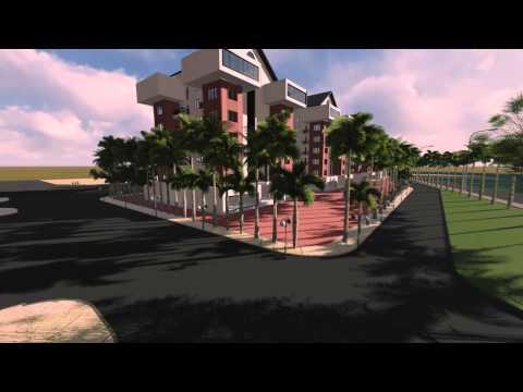 300 logements à Conakry