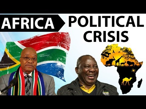 Political crisis in South Africa - Fall of Jacob Zuma , New President Cyril Ramaphosa -Full Analysis