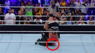 10 WWE Wrestler Finishers Gone Horribly Wrong