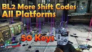 How to get 5 golden keys for free ps4 ps3 borderlands 2 videos
