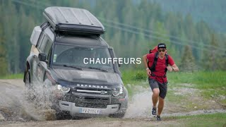 New DEFENDER and the Red Bull X-Alps - Capable of Great Things together