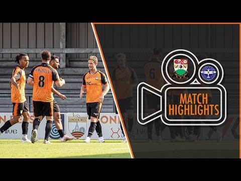 Barnet Eastleigh Goals And Highlights