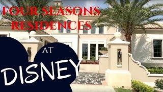 Four Seasons Private Residences, Orlando Florida, Golden Oak