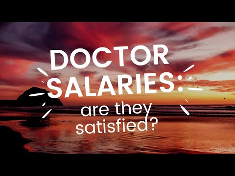 How Much Money Do U S  Doctors Make Per Year?
