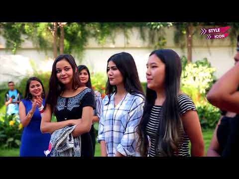 Style Icon of The Year 2017 - Acharya Bangalore Business School Audition
