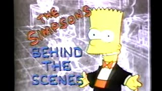 The Simpsons: Behind the Scenes (1992) streaming