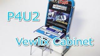 Making Of P4u2 Vewlix Cabinet 1/12 Scale Model