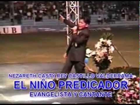 Casti Rey - Child Preacher