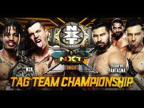 Download MSK vs Legado del Fantasma (Full Match Part 2/2)
