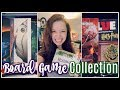 ALL MY GAMES ! Board Game Collection 2018 - Teatime with Mary!