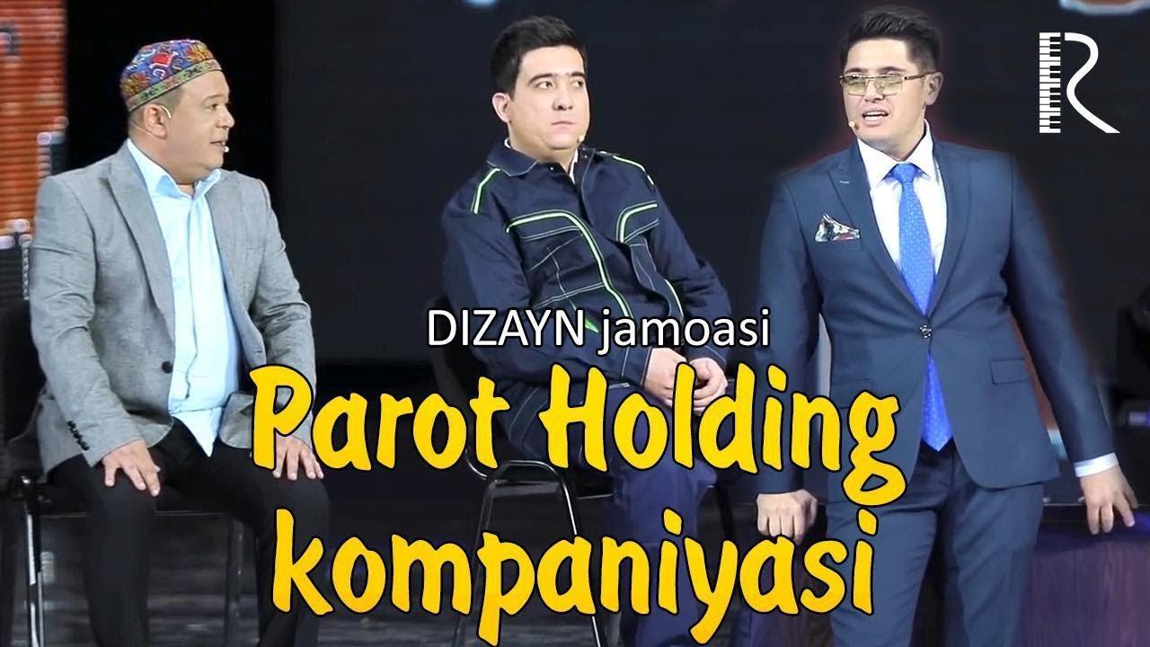 Dizayn jamoasi - Parot holding kompaniyasi | Дизайн жамоаси - Парот холдинг компанияси
