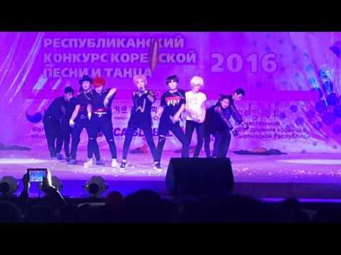 2016 KPOP festival in Bishkek, Кыргызстан  7