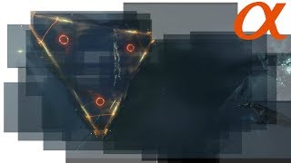 Eve Online - Фарм 4х бездн альфа клоном!
