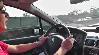 Caçador de Carros: Peugeot 307 automático TEST DRIVE