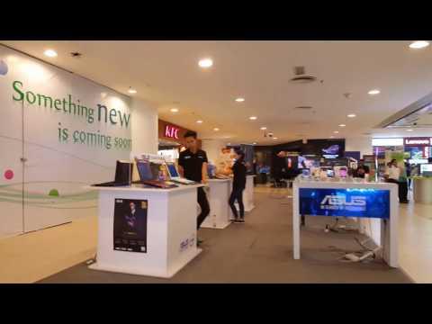 Malaysia mobile mall