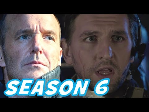 Agents of SHIELD Season 6 Predictions/Theories: Skrull Davis & Survivor Coulson!!!