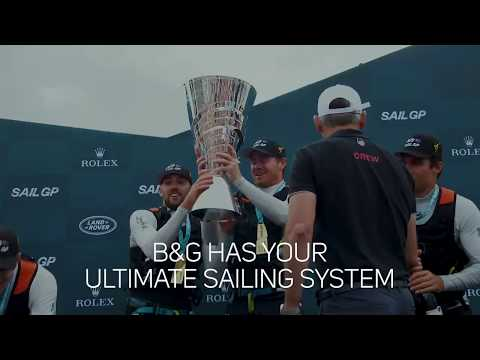 The Ultimate Sailing Systems From B&G