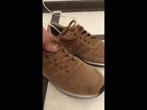 """HOW TO: Clean Your """"New Balance"""" Sneakers In The Washing Machine"""