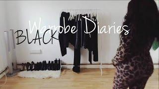 Wardrobe Diaries - BLACK | AnnieDreaXO Thumbnail
