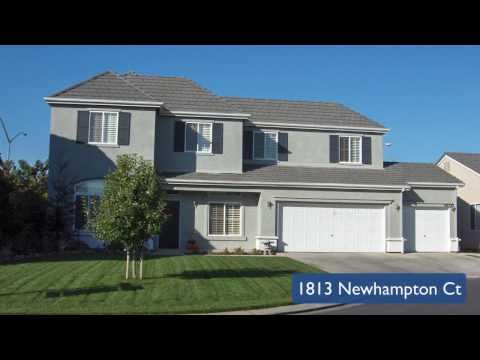 1813 Newhampton Ct., Modesto, CA  95355