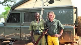 Ghana- Abenteuerreise mit dem Ex-Tec Defender