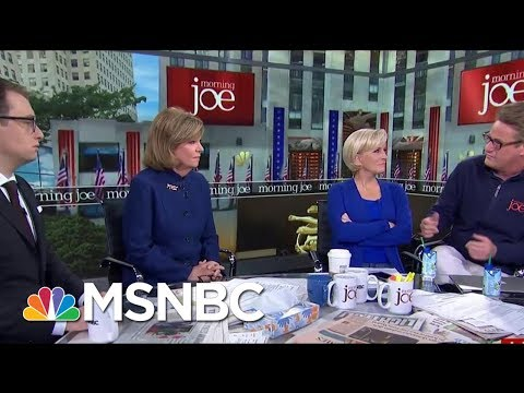 Vanity Fair Report Paints Troubling White House Picture | Morning Joe