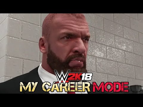 """WWE 2K18 My Career Mode - Ep #3 - """"GETTING FIRED FROM RAW & HIRED BY SMACKDOWN!"""""""