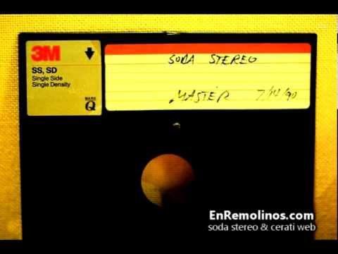 Soda Stereo - Hombre al Agua (Demo original) - 1990