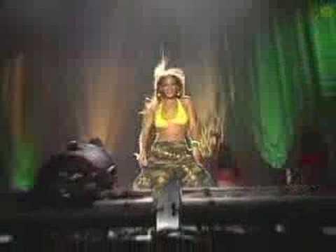 Beyonce shaking