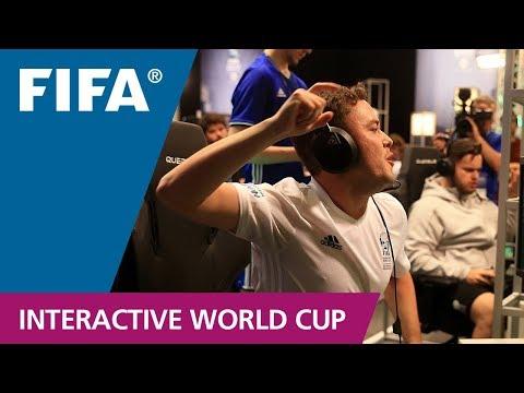 FIWC 2017 - Re-live the PlayStation 4 Division Quarterfinals / Console#4