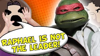 Game Grumps: Raphael Is Not The Leader!!