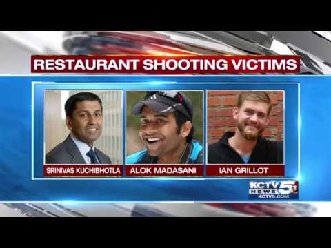 Video: CAIR Seeks Hate Crime Charges for Deadly Shooting of Kansas Men Mistaken as 'Middle Eastern'