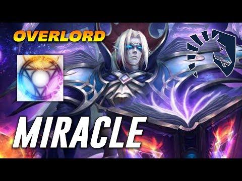 Miracle Invoker Overlord   Dota 2 Pro Gameplay