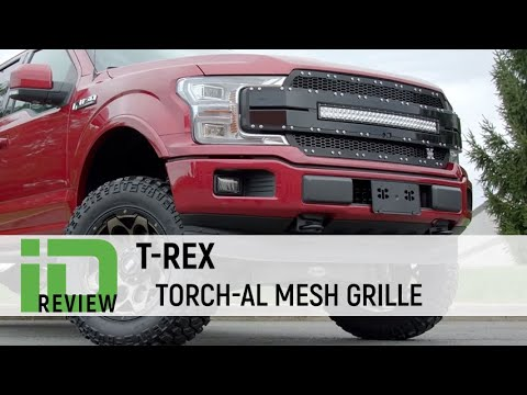 Amazon.com: Customer reviews: T-Rex Grilles 20458B Black ...