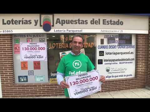 El Euromillón premia a un único acertante que se lleva el bote de 130 millones en Valladolid