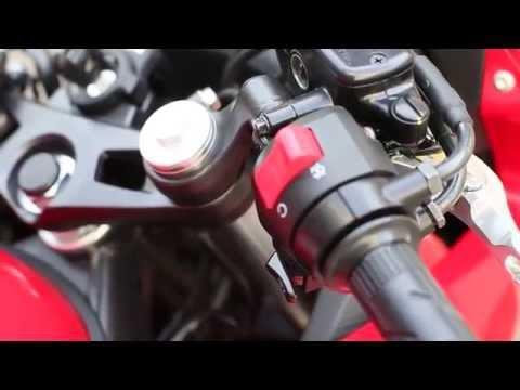 Honda CBR 650 F 2014